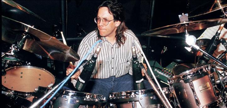 Toto Georgy Porgy Live Version Drum Sheet Music Francesco S