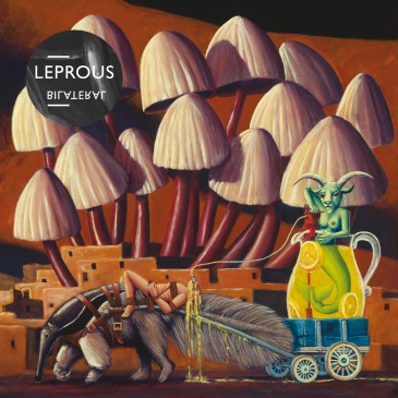 Leprous - Mb. Indifferentia