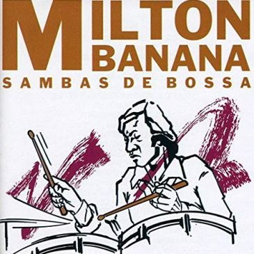 Milton Banana Trio - Serrado - drum transcription - drum sheet music