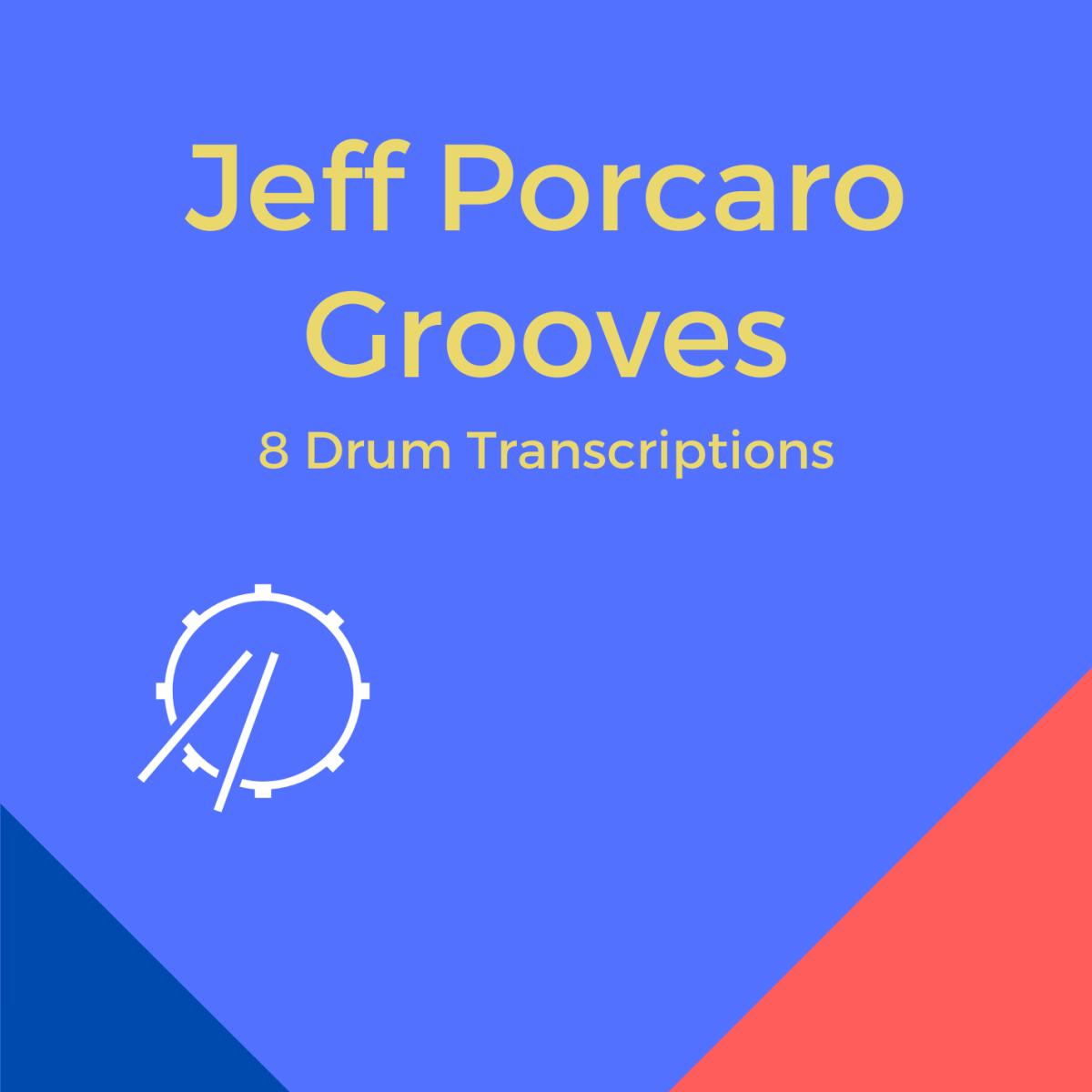 jeff porcaro grooves drum transcriptions