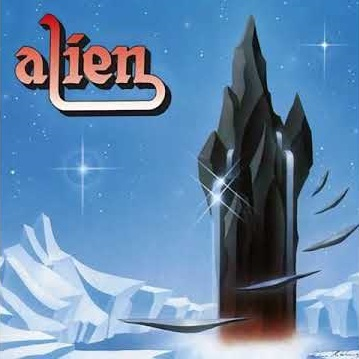 Alien (1988) Cover Album