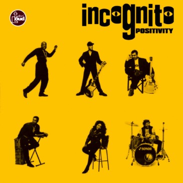 incognito positivity cover image