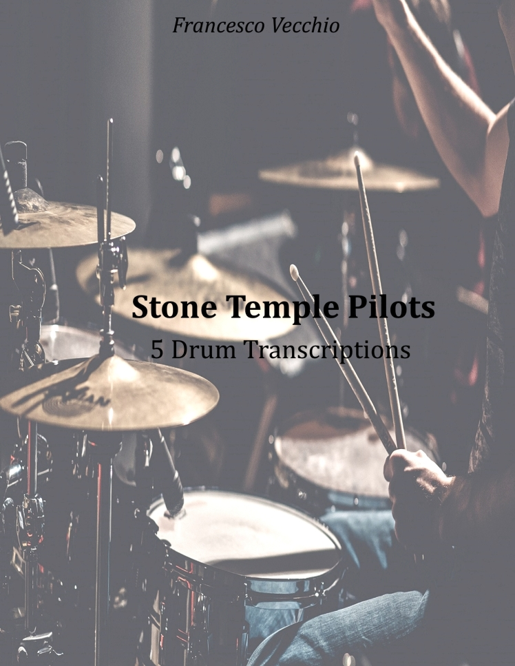 stone temple pilots drum transcriptions