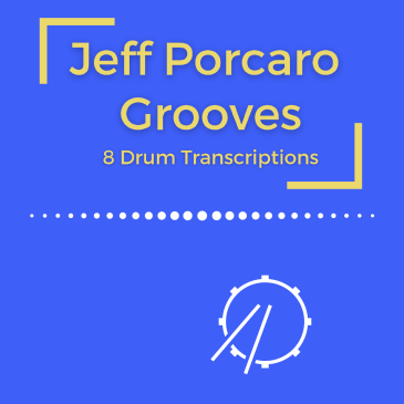 jeff porcaro drum book