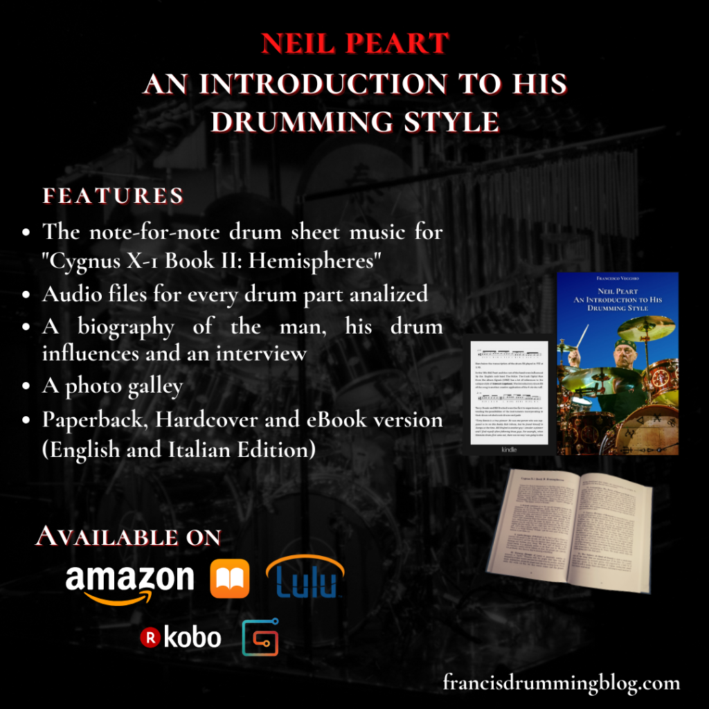 neil peart a life from beginning to end