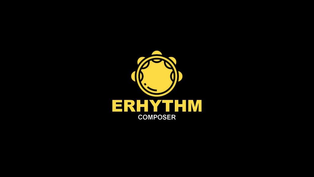 erhythm composer logo